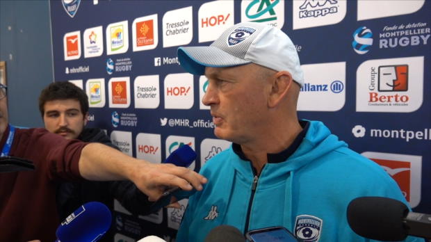 Top 14 : Top 14 - 11e j. : Cotter : 'On leur a donné les points'