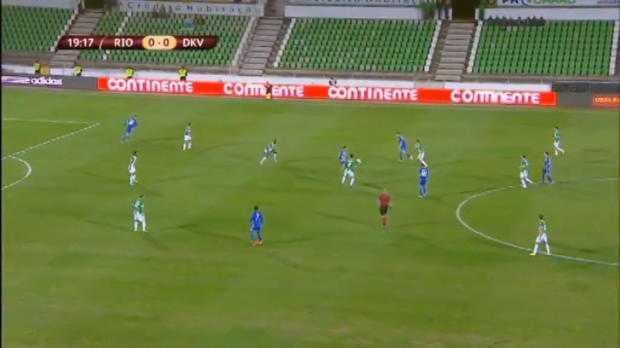 L.Europa : Rio Ave 0-3 Dynamo Kiev
