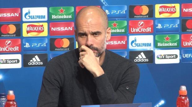 """Guardiola rüffelt Presse: """"Er ist ein Lügner"""""""