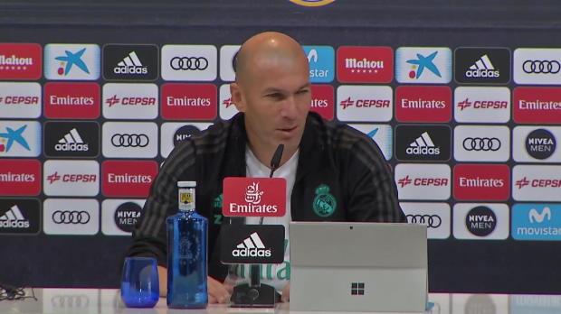 """Besser als Ronaldo? Zidane: """"Natürlich ich"""""""
