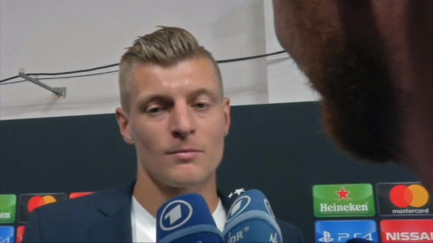 """Kroos: """"Verdienter Sieger, gefühlt"""""""