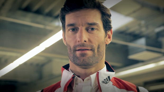 60secs with Mark Webber