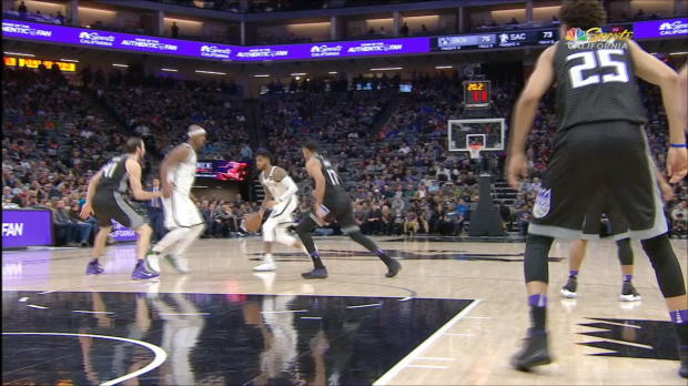 Assist of the Night: D'Angelo Russell
