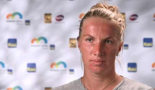Kuznetsova Interview: WTA Miami 4R