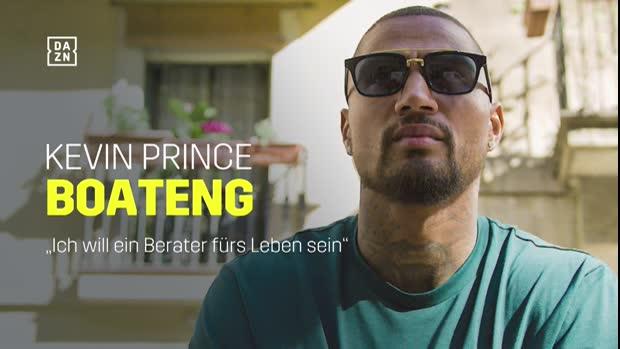 """Kevin Prince Boateng im Interview - """"Ich will ein Berater fürs Leben sein"""" - Teil 2"""