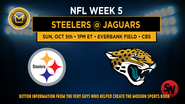 Pittsburgh Steelers @ Jacksonville Jaguars