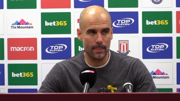 """Guardiola zu FA: """"Muss sie respektieren"""""""