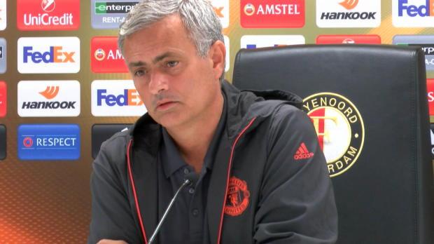 """Mourinho: """"EL eigentlich nicht unser Anspruch"""""""