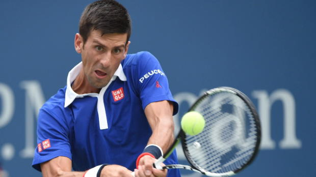 US Open: Djoker souverän, Nishikori scheitert