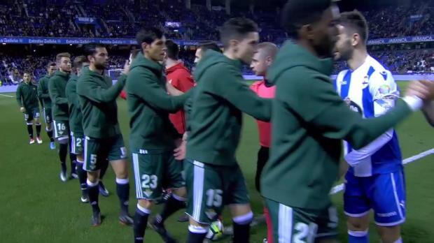 Deportivo - Real Betis