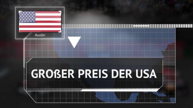 F1: USA: Hamilton-Titel oder Vettel-Comeback?
