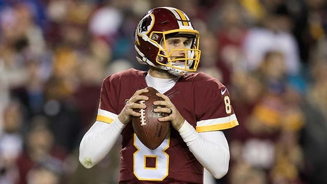 Ian Rapoport: 'A lot more positivity' between Redskins and Kirk Cousins about contract negotiations