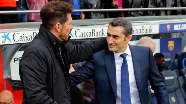 Valverde und Simeone: Solari hat anderes im Kopf