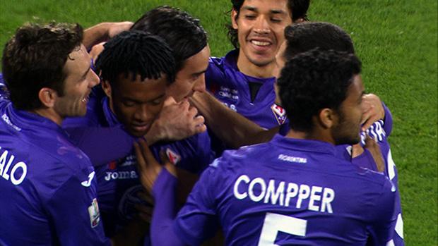 Fiorentina 2-0 Udinese, Semifinali TIM Cup 2013/14