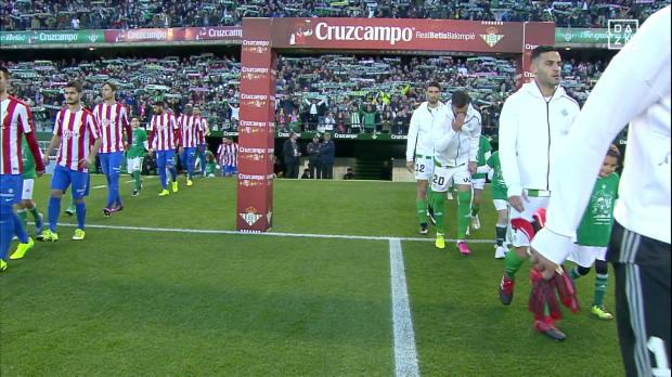Real Betis - Gijon