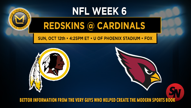 Washington Redskins @ Arizona Cardinals