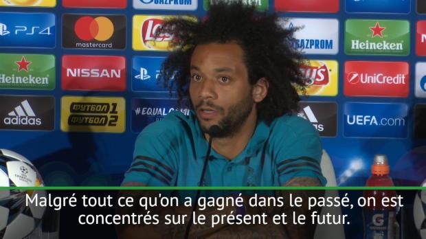 Finale - Marcelo - 'Notre motivation, c'est de gagner'