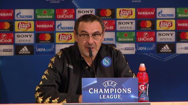 """Sarri: """"Dank Maradona gute Anfangsphase"""""""
