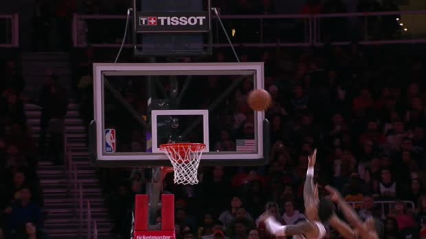 Dunk of the Night : John Collins
