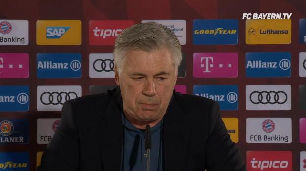 Berlin? Ancelotti fordert volle Konzentration