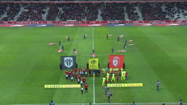 Lille - Angers