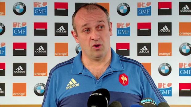 XV de France - PSA - ''Il faut un groupe de 40 ou 50 joueurs''