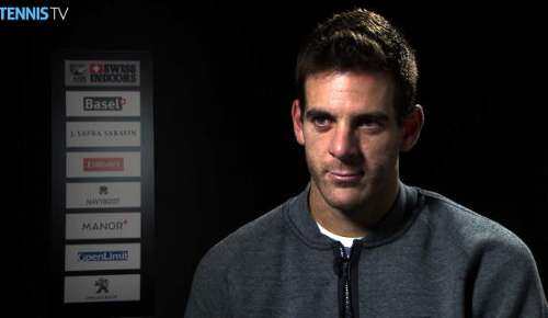 Del Potro Interview: Basel 2R