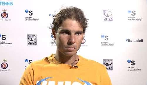 Nadal Interview: ATP Barcelona 3R