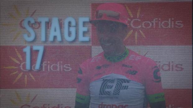 Vuelta: Simon Yates verteidigt rotes Trikot