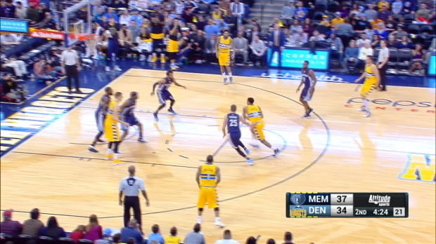 Dunk of the Night - Gary Harris