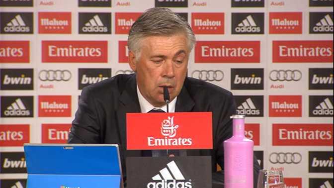 """Real Madrid - Ancelotti : """" Chacun a su répondre présent"""""""