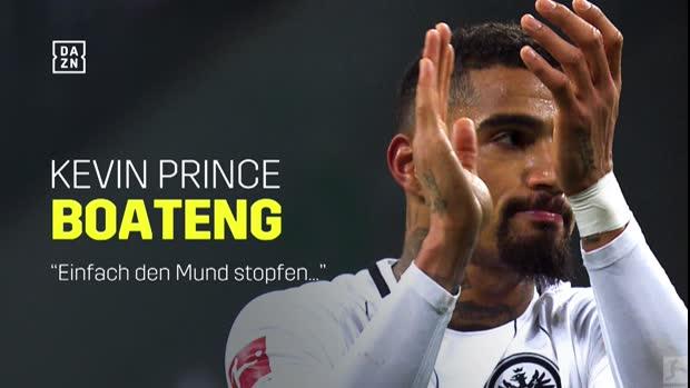"""Kevin Prince Boateng im Interview - """"Einfach den Mund stopfen"""" - Teil 3"""
