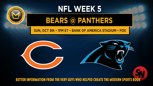 Chicago Bears @ Carolina Panthers