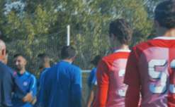 Melbourne City's youth side went up against Argentina's finest starlets as the sides went head-to-head at CFA Melbourne during the Albicelest's time in Australia.