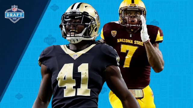 Move the Sticks: Who will be the Alvin Kamara of the 2018 NFL Draft?