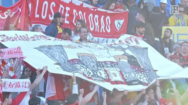 Las Palmas - Sevilla
