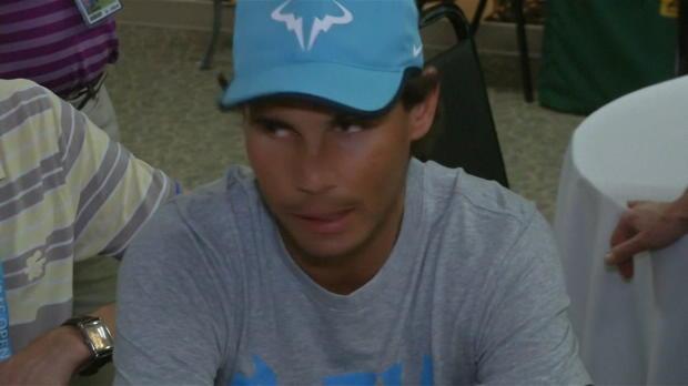 "Doping: Nadal: ""Maria muss Konsequenzen tragen"""