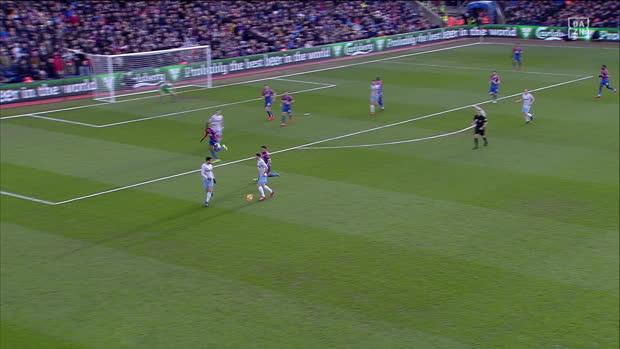 Premier League: Crystal Palace - West Ham | DAZN Highlights