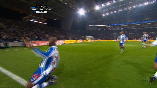 Danilos Distanz-Hammer lässt Porto jubeln