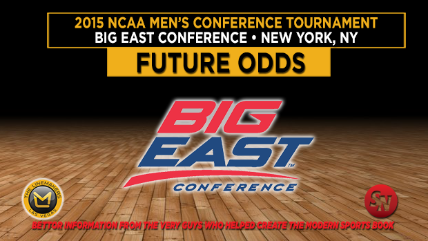 Big East Confrence Tournament Futures
