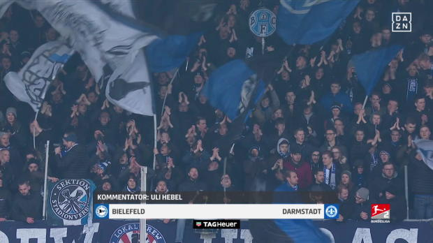 Arminia Bielefeld - SV Darmstadt 98