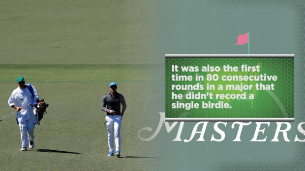 GOLF: The Masters: Round three review