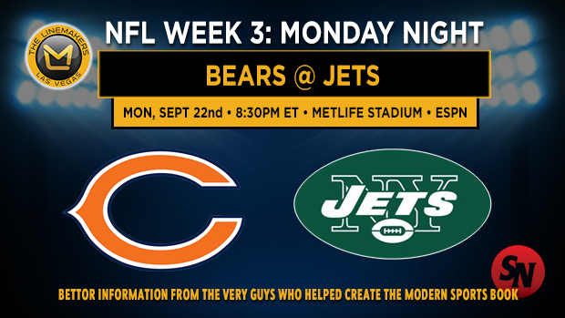 Chicago Bears @ New York Jets