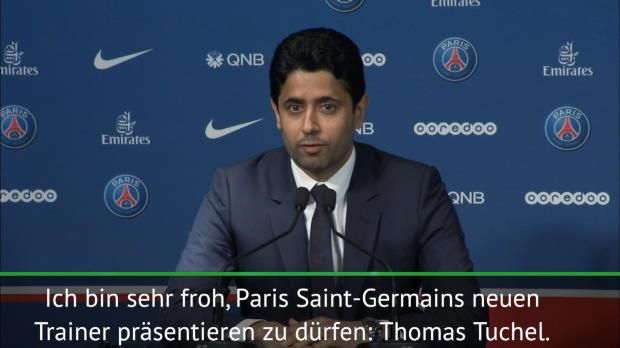 PSG-Chef: Tuchel hatte viele andere Angebote