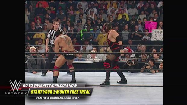 Behemoths Kane and Batista collide: Armageddon 2002 (WWE Network Exclusive)