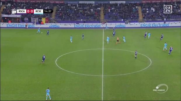RSC Anderlecht - Charleroi