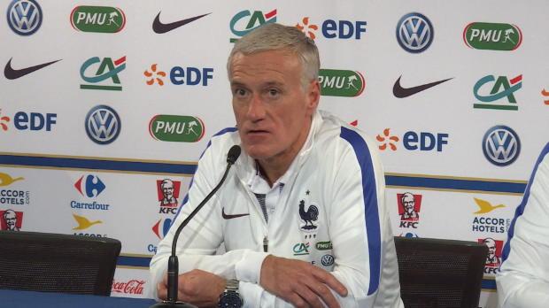 Deschamps: Mourinho und Ligue 1? Warum nicht!