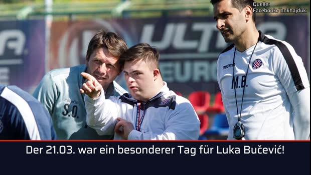 Down-Syndrom, na und? Luka coacht Erstligist   Viral