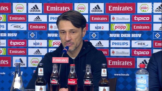"""Kovac freut sich über """"glücklichen Sieg"""""""