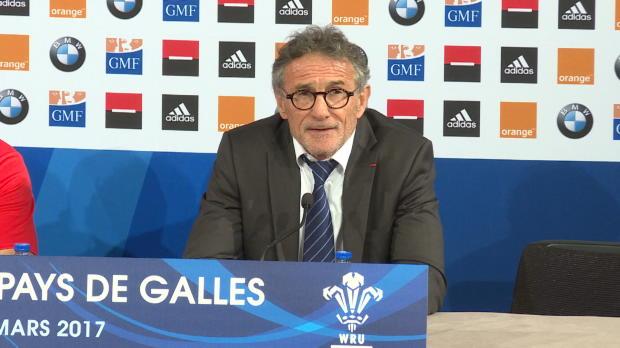 XV de France - Novès - ''Fin de match héroïque''